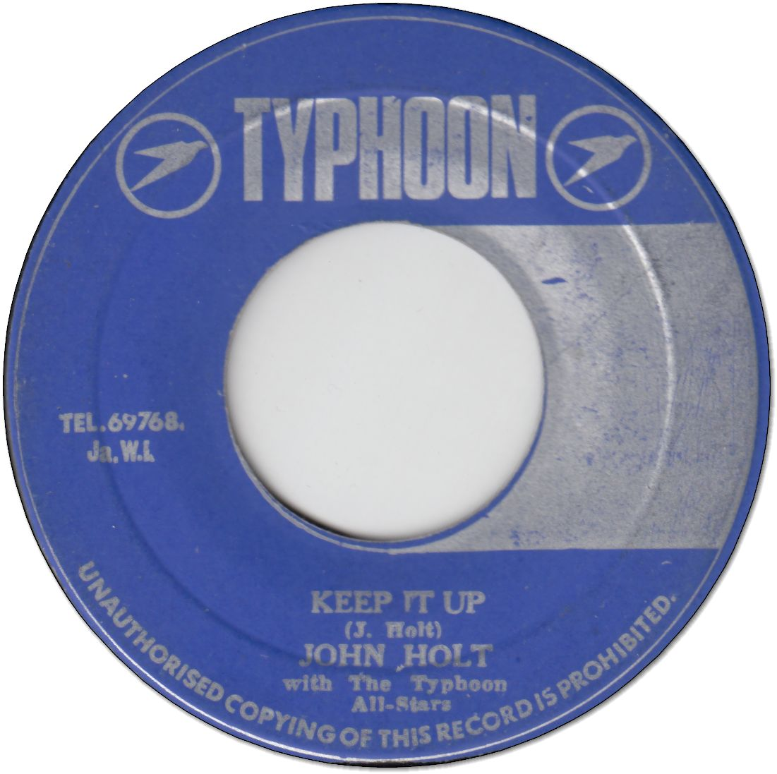 KEEP IT UP (VG to VG+) / A LOVE LIKE YOURS (VG+)