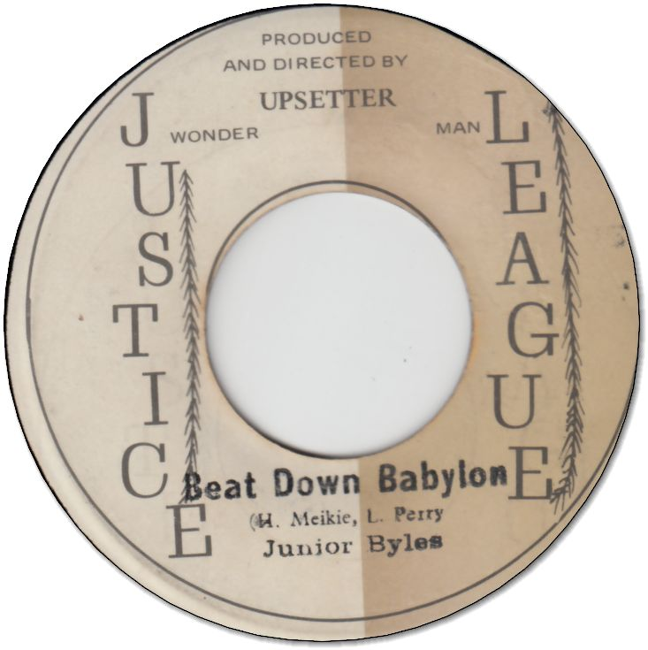 BEAT DOWN BABYLON (VG/WOL) / ITAL VERSION (/WOL)