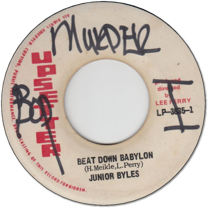 BEAT DOWN BABYLON (/WOL) / ITAL VERSION (VG/WOL)