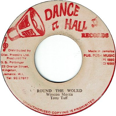ROUND THE WORLD (VG) / VERSION (G)