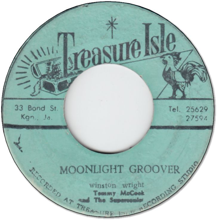 EVERYDAY IS JUST A HOLIDAY (VG-) / MOONLIGHT GROOVER (VG)
