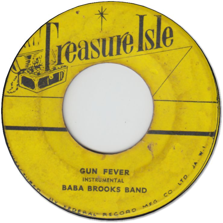 GUN FEVER (VG+) / DON'T DO IT (VG)