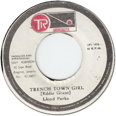 TRENCH TOWN GIRL (VG+)