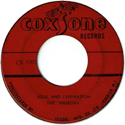 SOUL AND INSPIRATION (VG) / LET'S GET TOGETHER NOW (VG-)