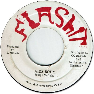 AIDS BODY (G to VG) / VERSION (VG)
