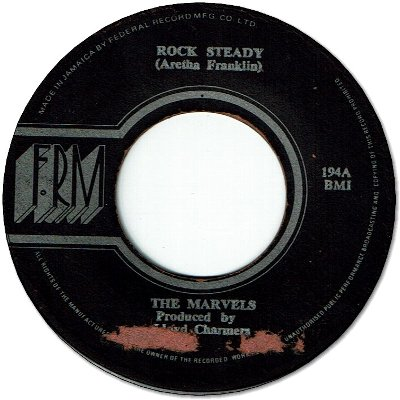 ROCK STEADY (VG+/LD) / TRAVELLING ON (VG+)