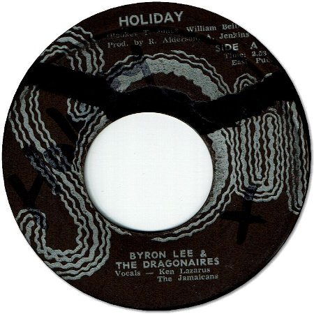 HOLIDAY(VG to G) / THE RECORD (VG)
