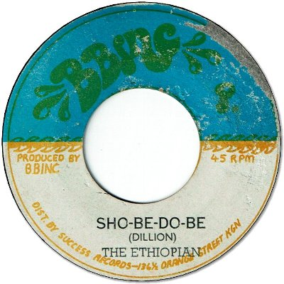 SHO-BE-DO-BE (VG+) / I'M SHARING YOU (VG+)