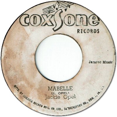 MABELLE (VG) / LOST LOVE (VG)
