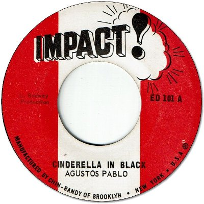 CINDERELLA IN BLACK (EX) / VERSION (EX)