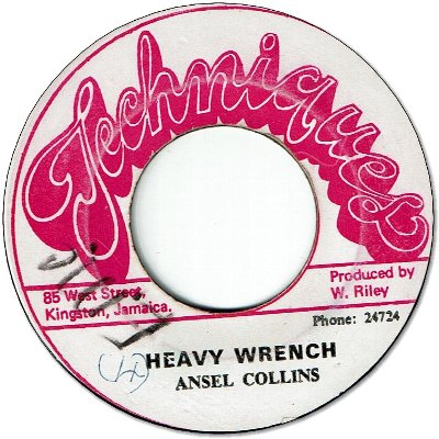 HEAVY WRENCH (VG/WOL) / MONKEY WRENCH (VG