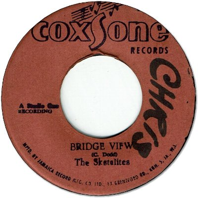 BRIDGE VIEW (VG+/WOL) / YOU MAKE ME DO (VG+/WOL)
