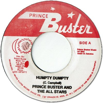 HUMPTY DUMPTY (VG+) / PACK UP YOUR TROUBLES (VG-)