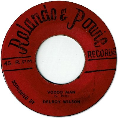 VODOO MAN (VG) / REMEMBER YOUR NEST (VG/WOL)
