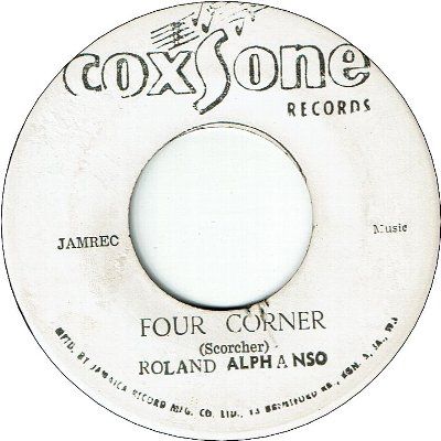 FOUR CORNER (VG+) / LOVE OR BE LOVED (VG+)