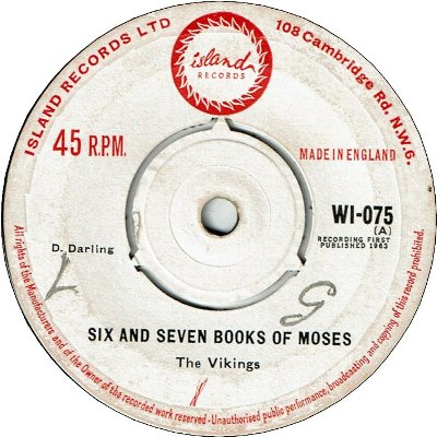 SIX AND SEVEN BOOKS OF MOSES (VG+/WOL) / ZACIONS (VG+/WOL)