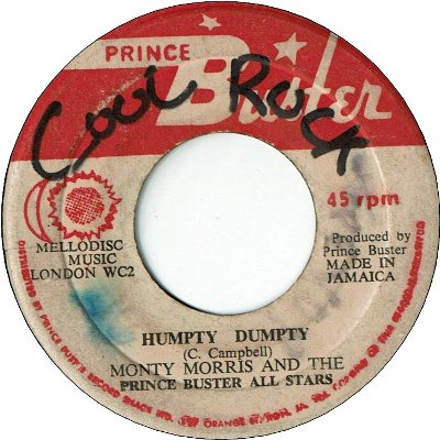 HUMPTY DUMPTY (VG/WOL) / PACK UP YOUR TROUBLES (VG/WOL)