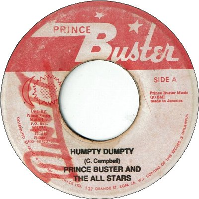 HUMPTY DUMPTY (VG/WOL) / PACK UP YOUR TROUBLES (/WOL)