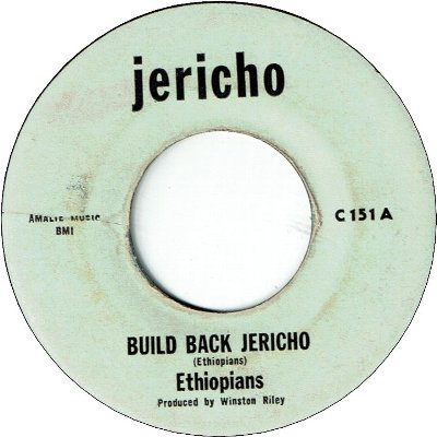 BUILD BACK JERICHO (VG) / BIG BELL HORSE (VG)