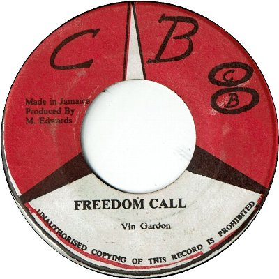 FREEDOM CALL (VG+) / VERSION (VG)