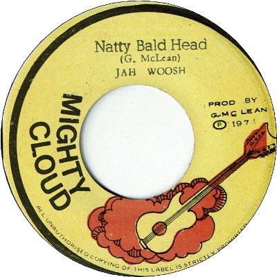 NATTY BALD HEAD (VG) / VERSION (VG)