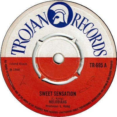 SWEET SENSATION (VG/SWOL) / IT'S MY DELIGHT (VG+/WOL)