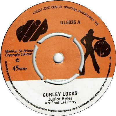 CURLEY LOCKS (VG+) / NOW GENERATION (VG)