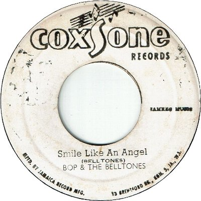 SMILE LIKE AN ANGEL (VG-) / GET READY ROCK STEADY (VG)