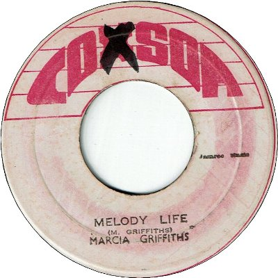 MELODY LIFE (VG) / MELODY VERSION (VG)