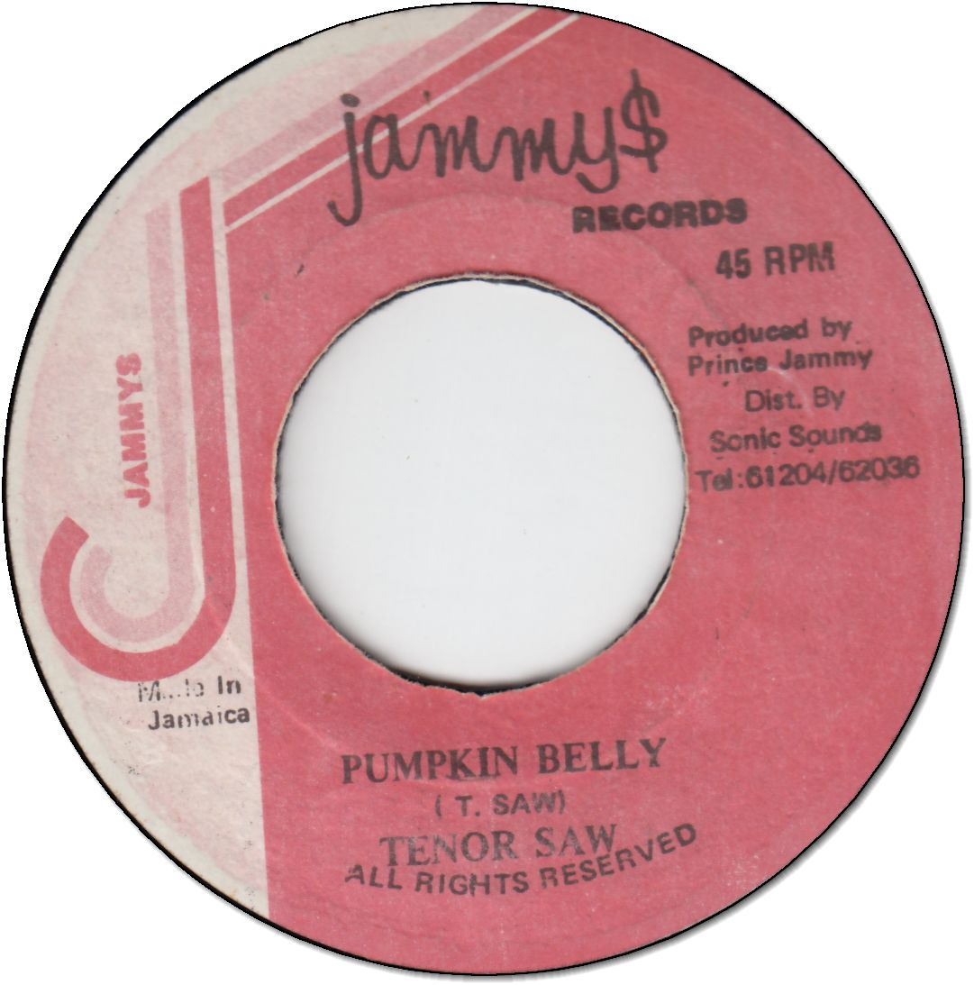 PUMPKIN BELLY (VG+)