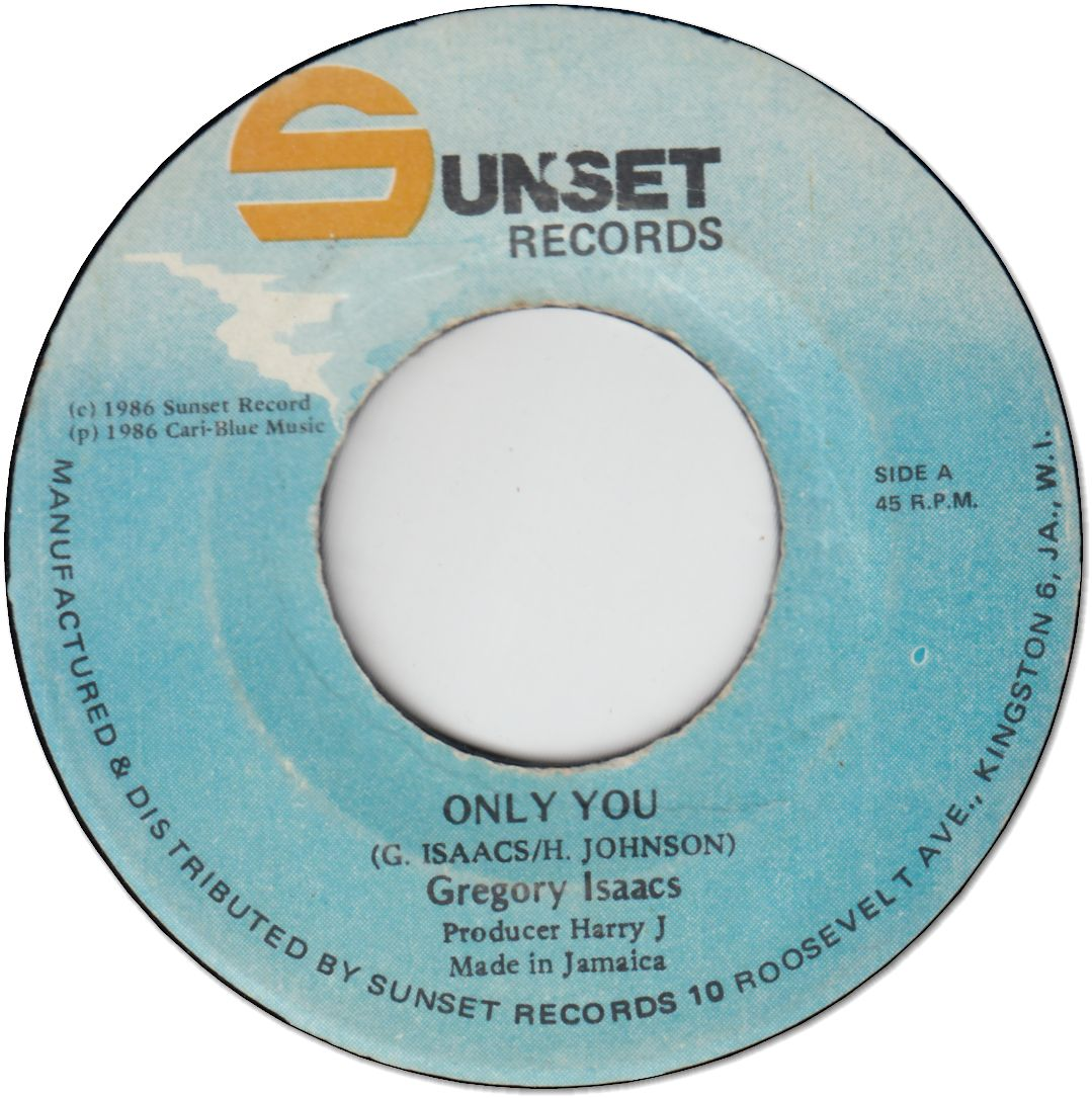 ONLY YOU (VG to VG+)