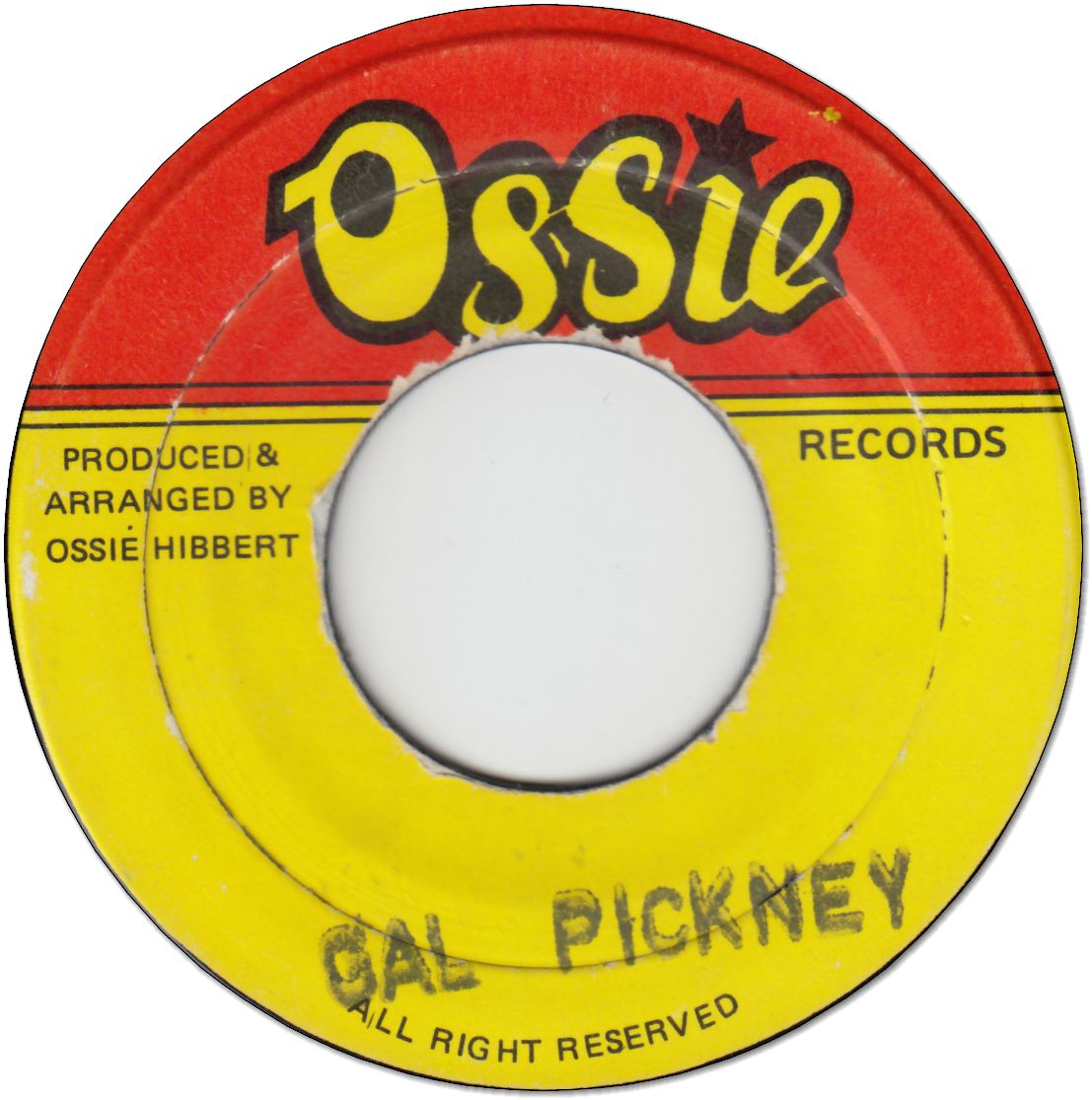 GAL PICKNEY (VG)