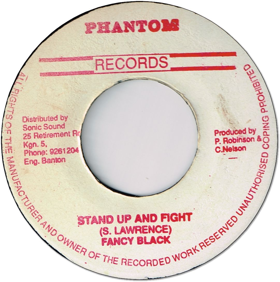 STAND UP AND FIGHT (VG+)