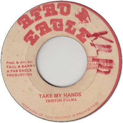TAKE MY HANDS (VG/WOL) / VERSION (G)