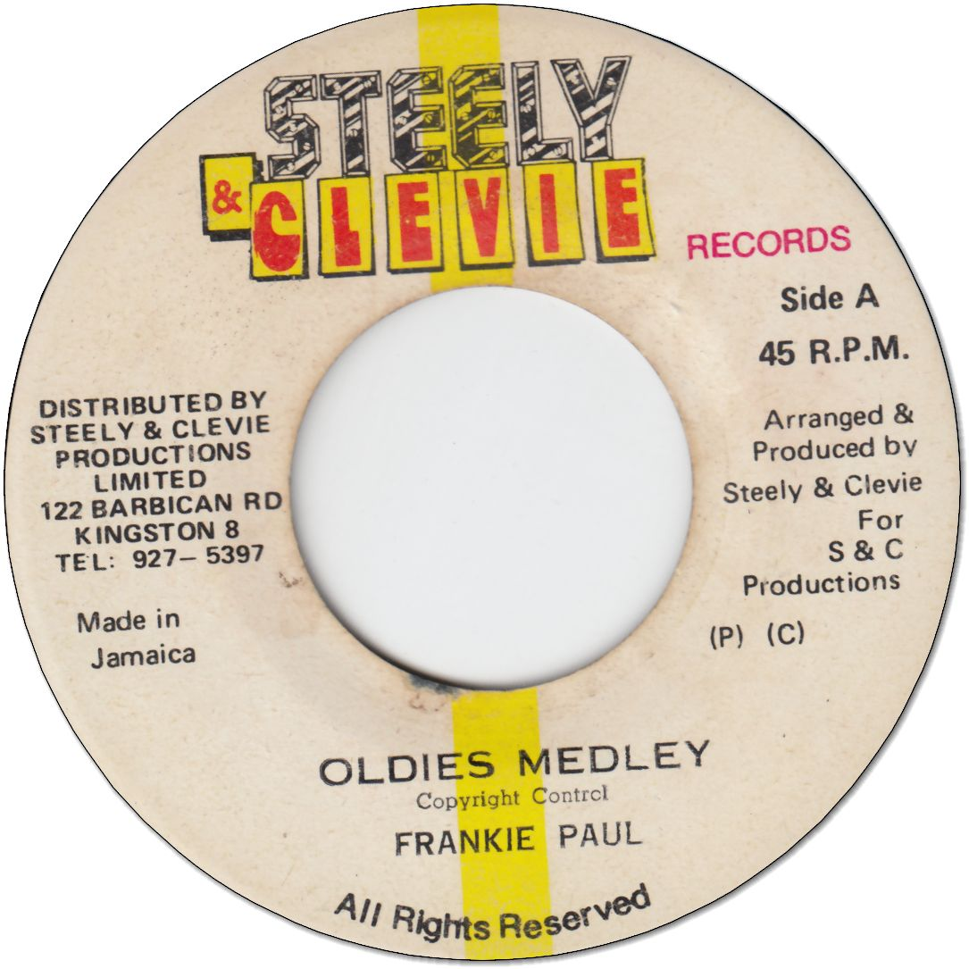 OLDIES MEDLEY (VG)