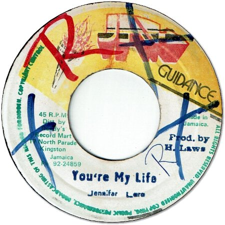 YOU'RE MY LIFE (VG+/WOL)