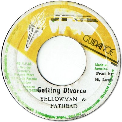 GETTING DIVORCE (VG+) / VERSION (VG)