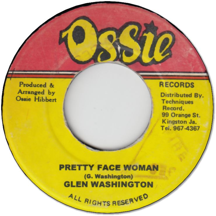PRETTY FACE WOMAN (VG+)