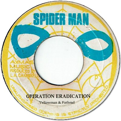 OPERATION ERADICATION (VG) / VERSION (VG-)