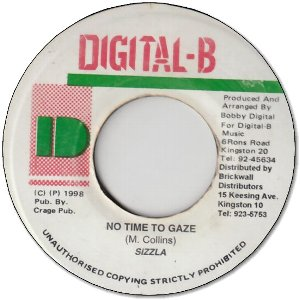 NO TIME TO GAZE (VG+)