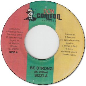 BE STRONG (VG- to VG)