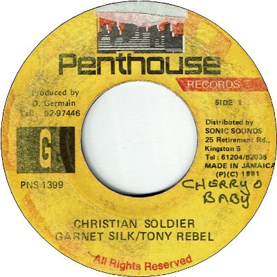 CHRISTIAN SOLDIER (VG+/WOL)