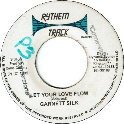 LET YOUR LOVE FLOW  (VG+/WOL)