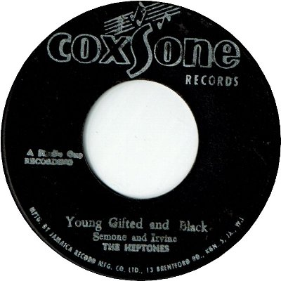 YOUNG GIFTED & BLACK (VG) / JOY LAND (VG)