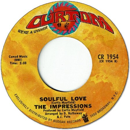 SOULFUL LOVE (EX) / TURN ON TO ME