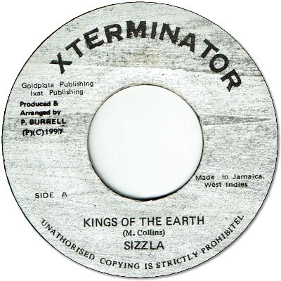 KINGS OF THE EARTH (VG+)
