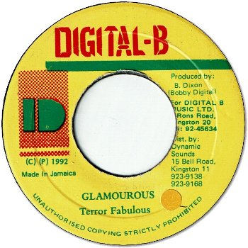 GLAMOUROUS (VG+/seal)
