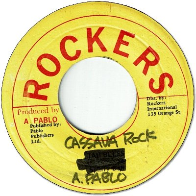 CASSAVA ROCK (VG+) / SKANKING VERSION (VG)