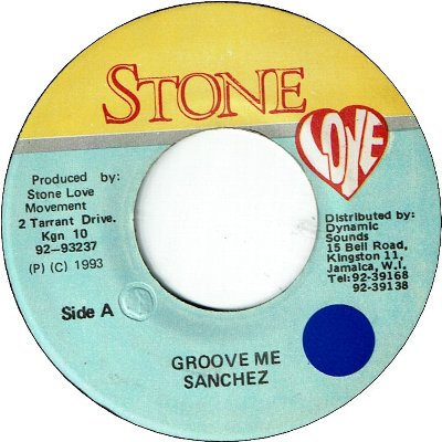 GROOVE ME (VG+/seal)