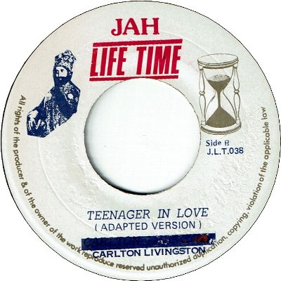 TEENAGER IN LOVE (VG+) / Acapella (VG+)